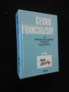 náhled knihy - Francouzsko-český a česko-francouzský slovník na cesty (lam, 448 s.)