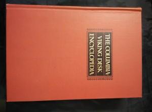 náhled knihy - The Columbia-Viking Desk Encyclopedia (A4, Ocpl, 1096 s.)