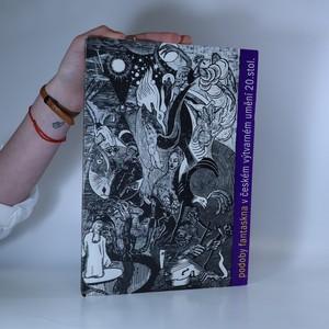 náhled knihy - Podoby fantaskna v českém výtvarném umění 20. století
