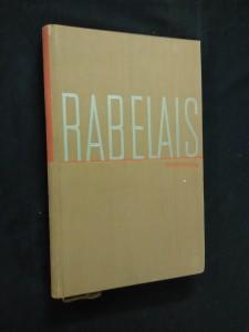 náhled knihy - Poznámky a vysvětlivky k Rabelaisově knize Život Gargantuův a Pantagrauelův (Ocpl, 330 s.)