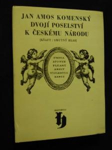 náhled knihy - Dvojí poselství k českému národu