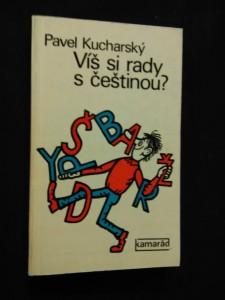 náhled knihy - Víš si rady s češtinou? (Obr, 182 s.)