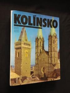 náhled knihy - Kolínsko (A4, ocpl., 327 s.)