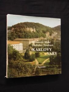 náhled knihy - Karlovy Vary (A4, Ocpl, 192 s., 122 bar a 21 čb foto)