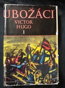 náhled knihy - Ubožáci I (Ocpl, 416 s., přel. M. Majerrová, ob a il. A. Pelc)