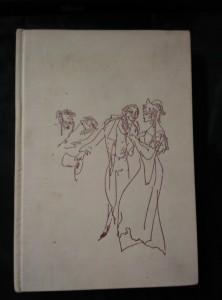 náhled knihy - Citová výchova (A4, Ocpl,360 s., il. M. Schwimmer, typo Zd. Sklenář, bez přebalu)