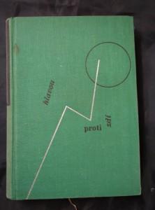 náhled knihy - Hlavou proti zdi - van Gogh (Ocpl, 340 s., vaz a typo L. Sutnar, b ob.)