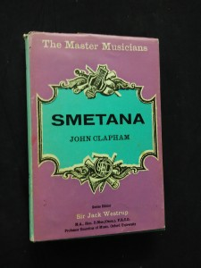 náhled knihy - The Master Musicians - Smetana (Ocpl, 162 s.)