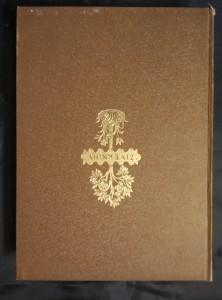 náhled knihy - Tisíc devět set patnáct - Tragedie národa (A4, Ocpl, 468 s., přel. Jan Inderka, obálková kresba A. Moravce vevázána)