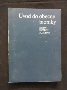náhled knihy - Úvod do obecné bioniky (Obr, 220 s.)