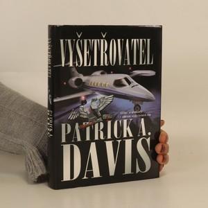 náhled knihy - Vyšetřovatel