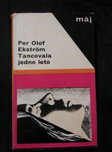 náhled knihy - Tancovala jedno leto (Ocpl, 248 s., il. M. Čunderlík)