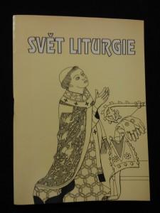 náhled knihy - Svět liturgie - Slovník základní církevní terminologie (Obr, 48 s.)