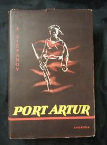 náhled knihy - Port Artur II (Ocpl, 668 s.)