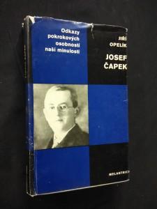 Josef Čapek (Ocpl, 364 s.)