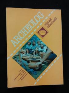 náhled knihy - Archeolog - odznak odbornosti (A6, Obr, 310 s.)