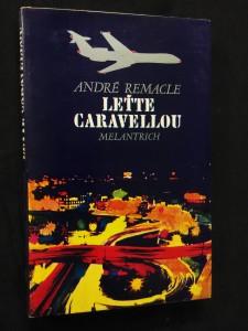 náhled knihy - Leťte caravellou (Ocpl, 148 s.)