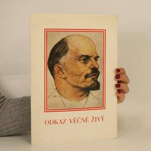 náhled knihy - Odkaz věčně živý (12 karet + textová příloha)