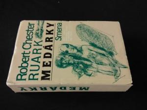 náhled knihy - Medárky (Ocpl, 664 str., il a typo K. Ondreička, K. Rosmány)