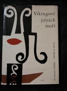 náhled knihy - Vikingové jižních moří (A4, Ocpl, 208 s.)