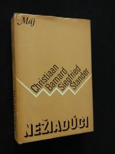 náhled knihy - Nežiadúci (Ocpl, 448 s., 4 príl., il. M. Bočkay)