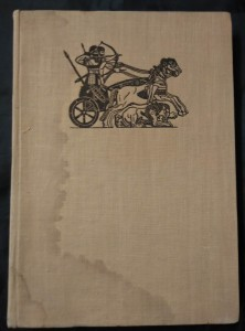 Hliněné knihy (A4, Ocpl, 280 s., il. B. Vašák)
