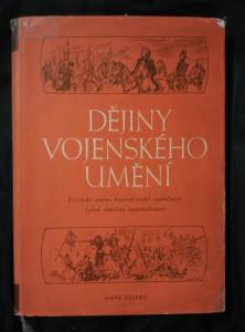náhled knihy - Dějiny vojenského umění II (19. stol.)