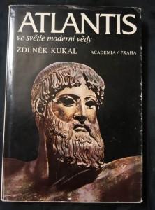 náhled knihy - Atlantis ve světle moderní vědy (A4, Ocpl, 260 s. ,70 obr.)