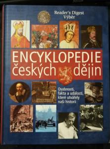Encyklopedie českých dějin - Osobnosti, fakta a události, které utvářely naši historii (A4, lam, 520 s.)