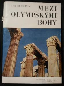 náhled knihy - Mezi olympskými bohy (Ocpl., 126 s.,  40 obr příl.)