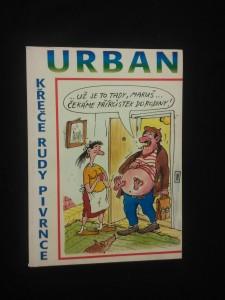náhled knihy - Křeče Rudy Pivrnce (Obr, nestr., il. P. Urban)