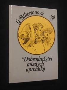 náhled knihy - Dobrodružství mladých uprchlíků (ob a front. Z. Burian, přel. S. Bartáková