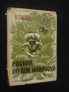 náhled knihy - Pochod do říše mahagonu (Oppl., 256 s.,  il. V. Junek)