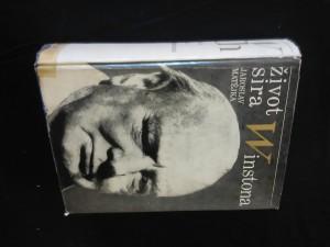 náhled knihy - Život sira Winstona (Ocpl,  560 s., fotopříl.)