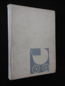 náhled knihy - Naše dítě (Ocpl, 424 s., il. E. Řeřábková)