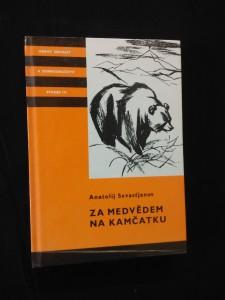 Za medvědem na Kamčatku - KOD 171  (lam, 216 s., il. D. Sedláčková)