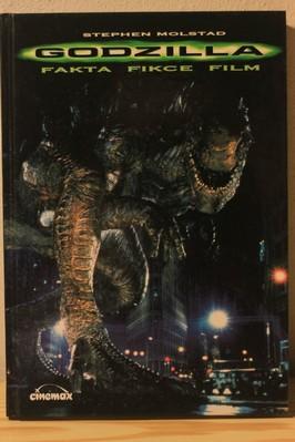 náhled knihy - Godzilla : fakta, fikce, film