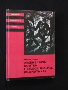 Arsene Lupin kontra Herlock Sholmes (KOD 120, lam, 144 s.)