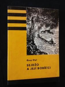 náhled knihy - Sejdžo a její bobříci (KOD 98, lam, 136 s., il. J. Žemlička)