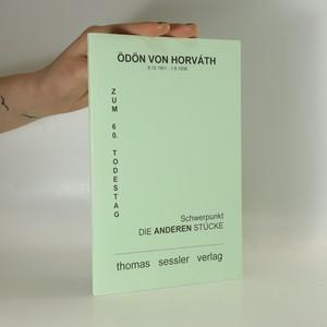 náhled knihy - Ödön von Horváth