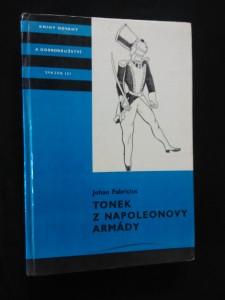 náhled knihy - Tonek z Napoleonovy armády (il. M. Romberg)
