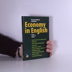 náhled knihy - Economy in English