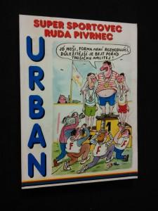 náhled knihy - Super sportovec Ruda Pivrnec (Obr, nestr.)