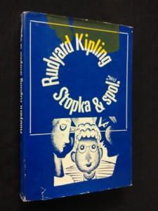 náhled knihy - Stopka & spol. (Ocpl, 192 s., il. Z. Kudělka)