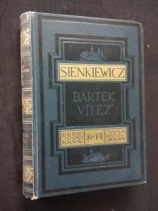 náhled knihy - Sebrané spisy Henryka Sienkiewicze - Bartek vítěz a jiné povídky (Ocpl., 365 s.)
