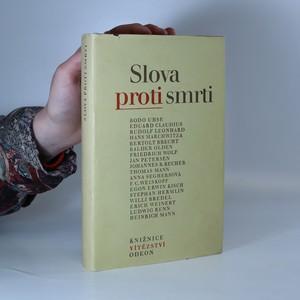 náhled knihy - Slova proti smrti