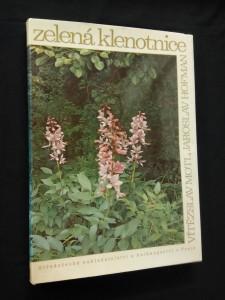 náhled knihy - Zelená klenotnice - Nejvzácnější přírodní krásy středních Čech (A4, Ocpl, 144 s., bar foto)