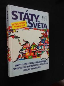 náhled knihy - Státy světa - Mapy, symboly, faktografie, historie, hlavy (lam, 424 s.)