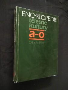 náhled knihy - Encyklopedie tělesné kultury A - O (lam, 462 s.)