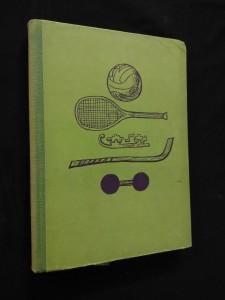 náhled knihy - Padesát let v našem sportu (Oppl, 188 s., il. J. Hejna)